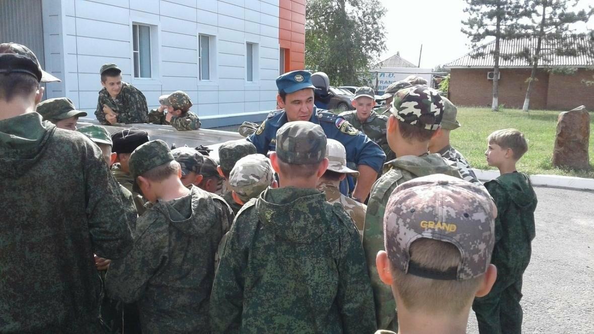 Новошахтинские казаки