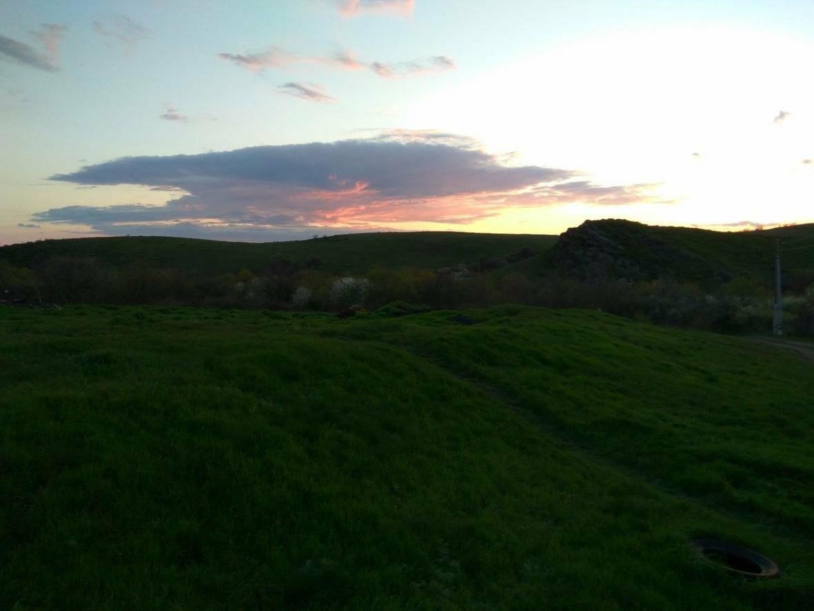 Радужные облака раскрасили небо над Новошахтинском , фото-3