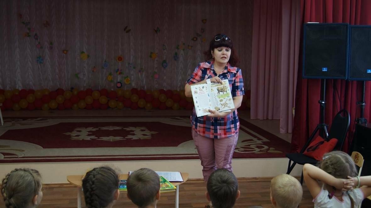 Для юных новошахтинцев провели урок экологии «Лесные загадки», фото-1