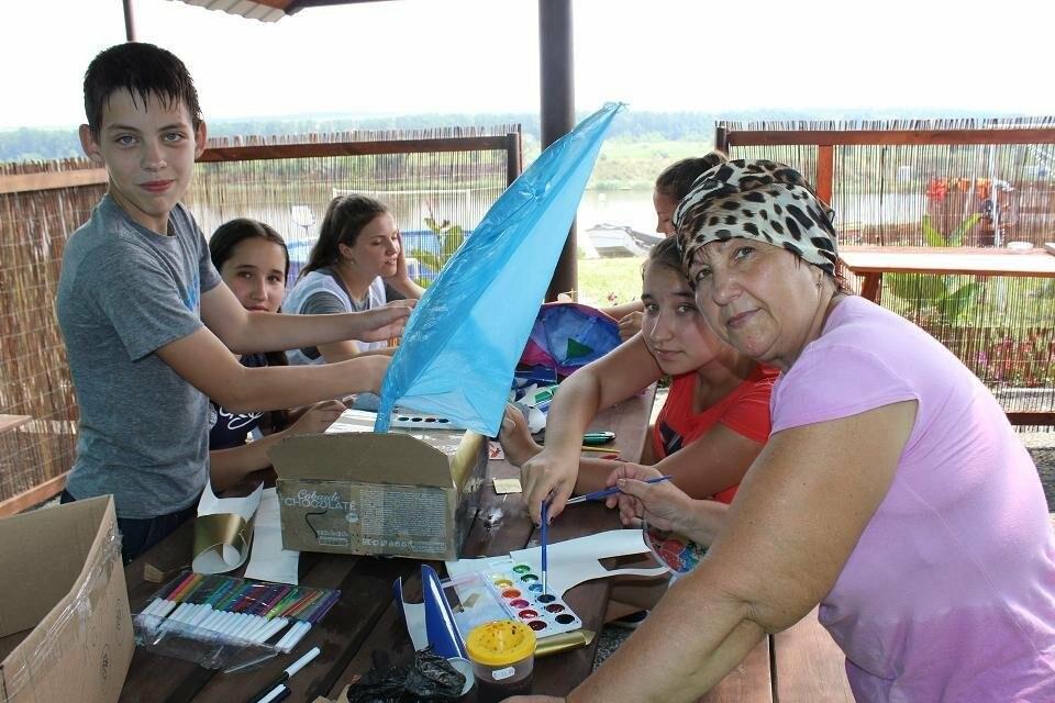 В Новошахтинске стартовала выездная Летняя школа для принимающих семей, фото-4