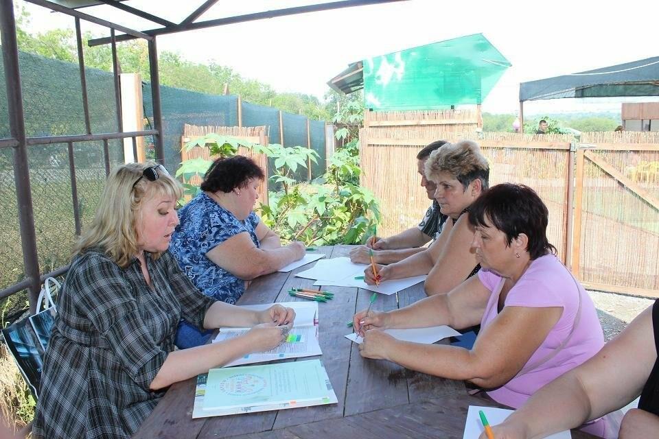 В Новошахтинске стартовала выездная Летняя школа для принимающих семей, фото-5