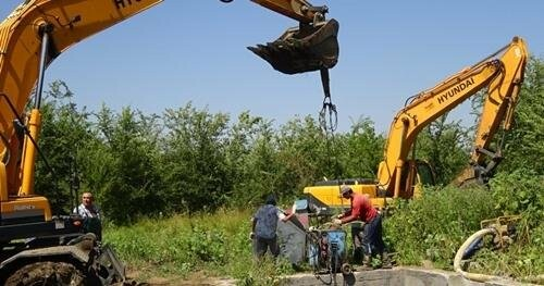 Воду в поселки Новошахтинска обещают дать только к вечеру, фото-2