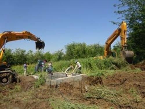 Воду в поселки Новошахтинска обещают дать только к вечеру, фото-1