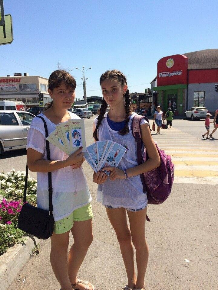 Жителям Новошахтинска напомнили о важности светофора, фото-1