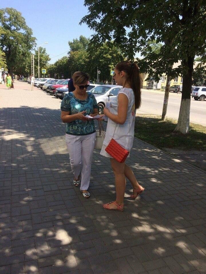 Водителям и пешеходам Новошахтинска вновь напомнили о правилах дорожного движения, фото-3