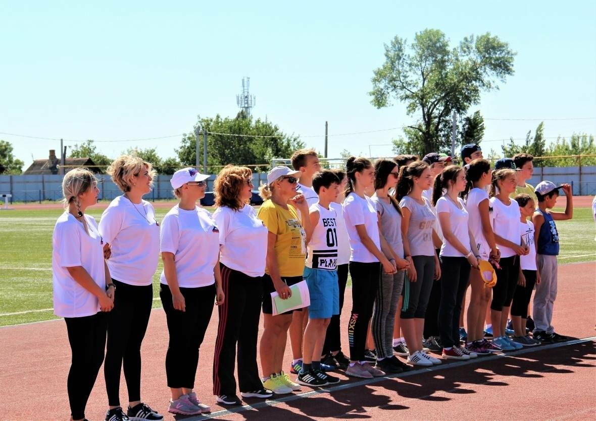 ГТО, баскетбол и вольная борьба: в Новошахтинске отметили День фузкультурника, фото-4