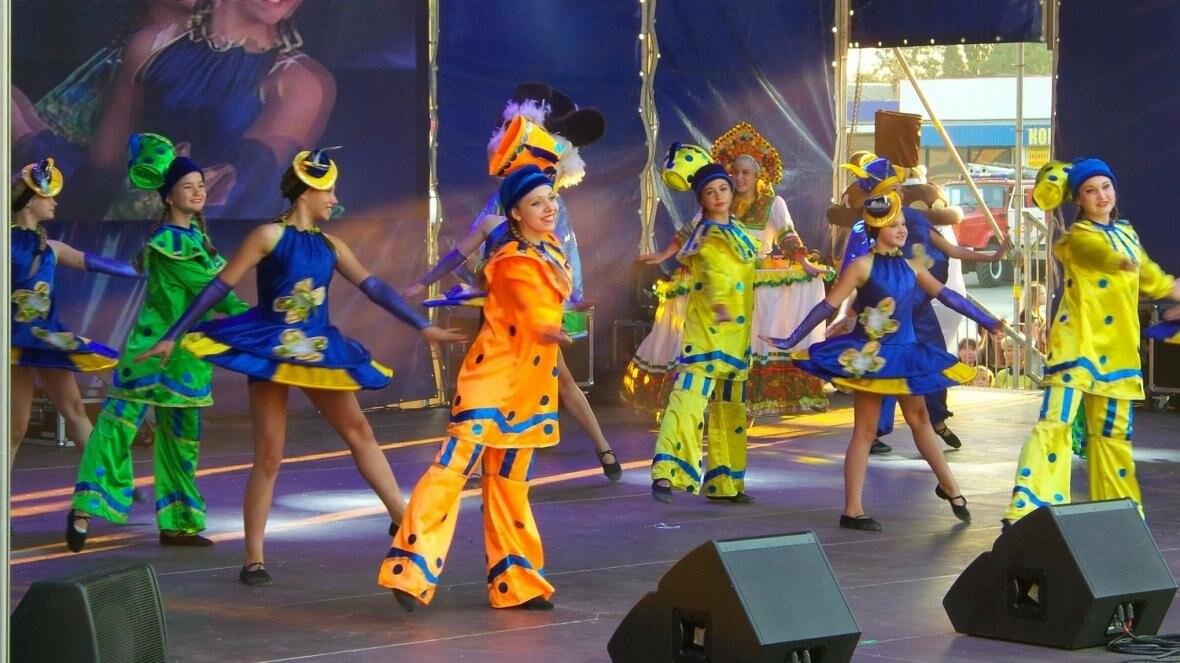 На праздничный концерт ко Дню города и Дню Шахтера пришло более 22 тыс. человек, фото-1