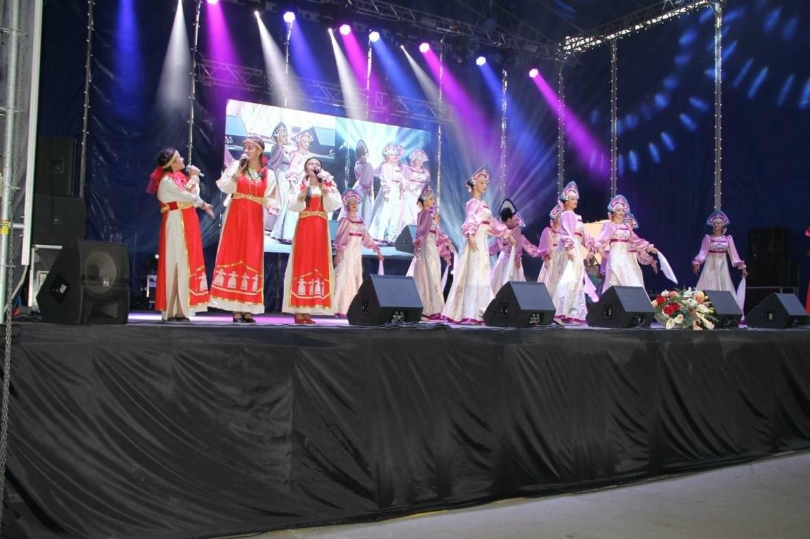 На праздничный концерт ко Дню города и Дню Шахтера пришло более 22 тыс. человек, фото-2