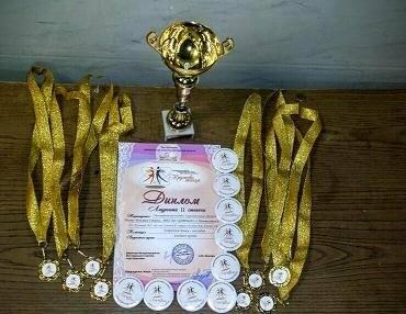 Новошахтинские танцоры показали отличные результаты на Международном конкурсе, фото-1