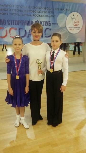 Танцоры Новошахтинска покоряют Международные соревнования по бальным танцам, фото-1