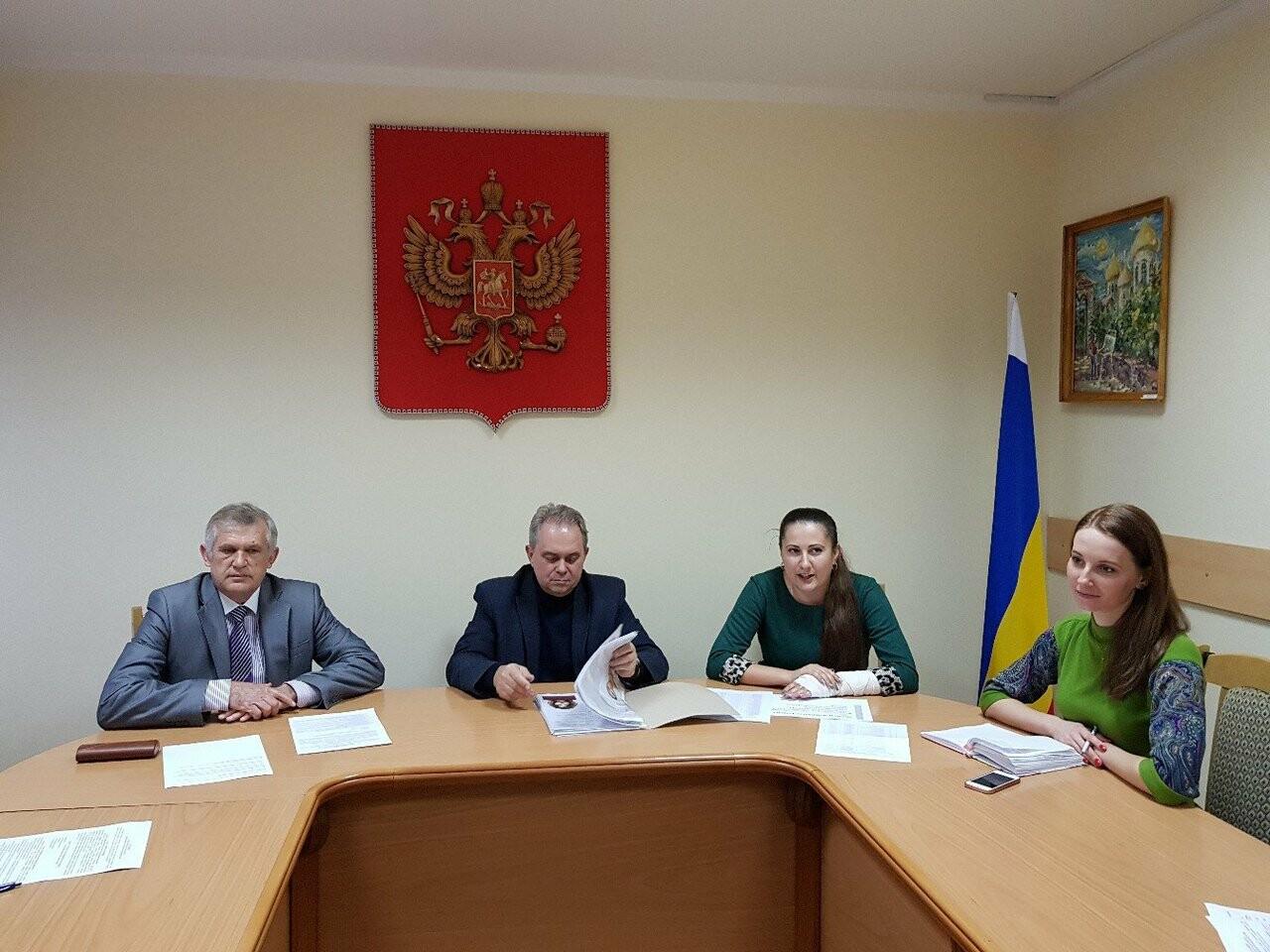 Молодые парламентарии Новошахтинска начали свою работу, фото-1