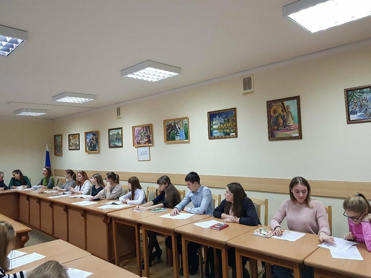 Молодые парламентарии Новошахтинска начали свою работу, фото-2