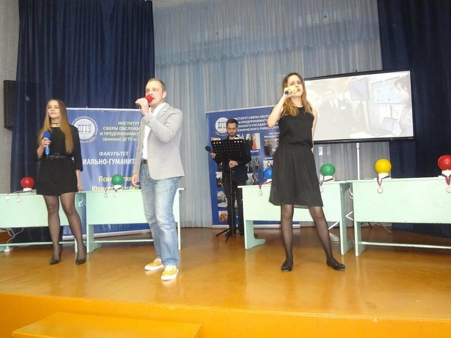 Школьникам Новошахтинска рассказали о преимуществах высшего образования, фото-1