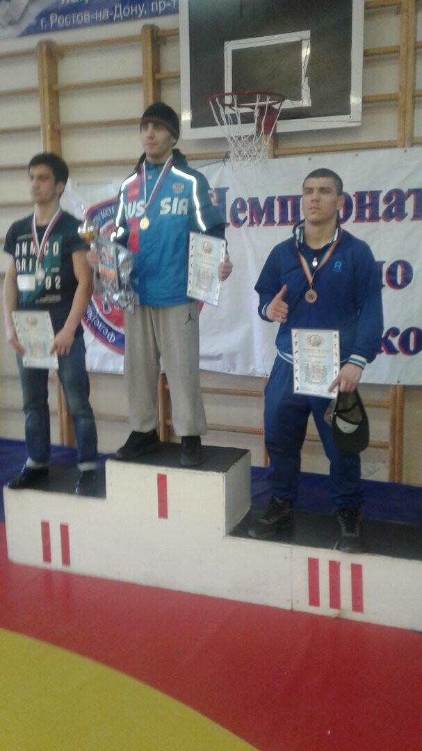 Новошахтинские спортсмены завоевали награды открытого чемпионата по армейскому рукопашному бою, фото-1