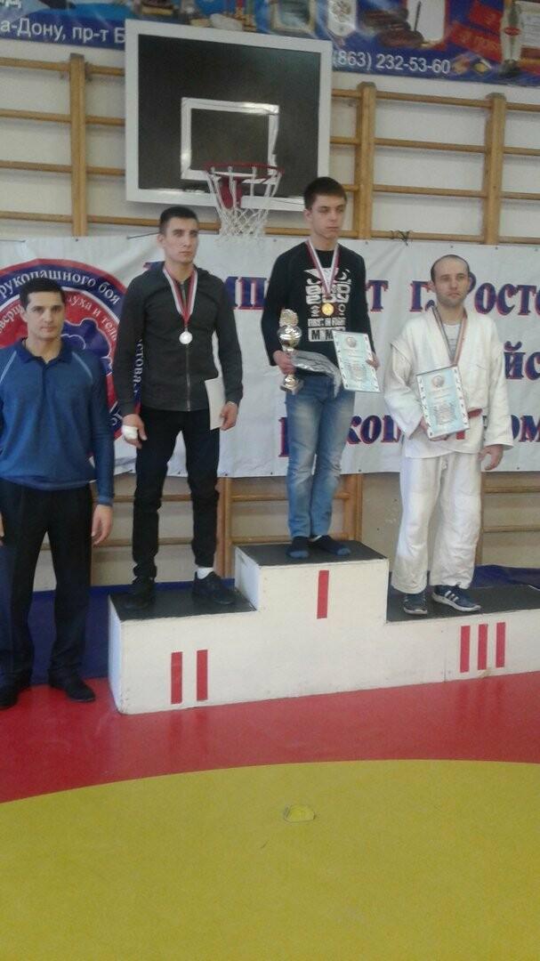 Новошахтинские спортсмены завоевали награды открытого чемпионата по армейскому рукопашному бою, фото-2