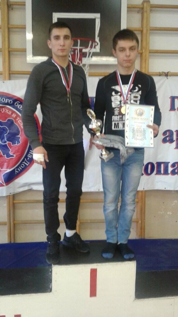 Новошахтинские спортсмены завоевали награды открытого чемпионата по армейскому рукопашному бою, фото-3
