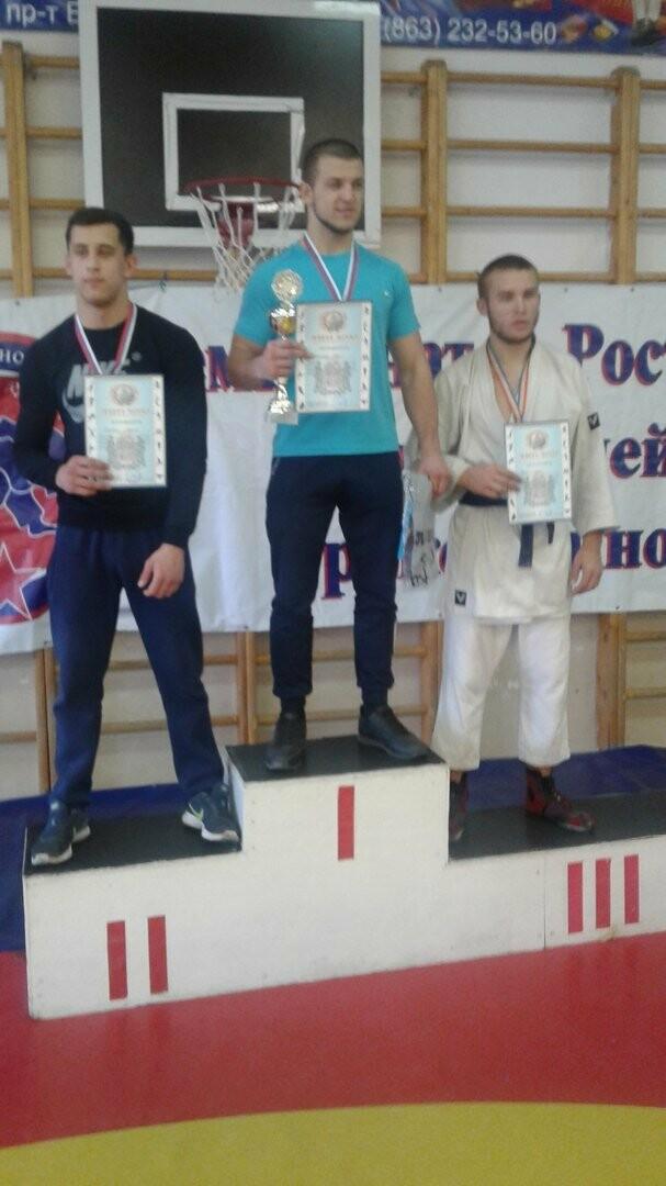 Новошахтинские спортсмены завоевали награды открытого чемпионата по армейскому рукопашному бою, фото-4