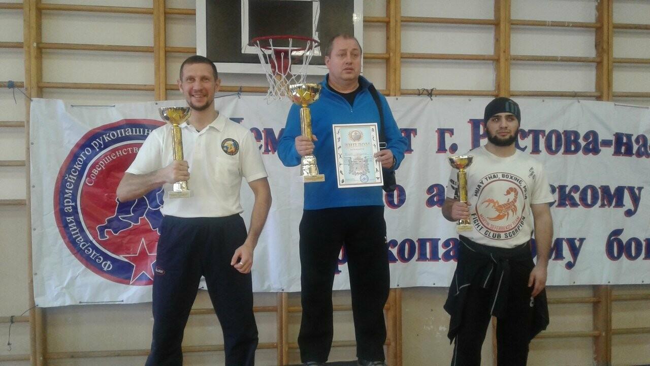 Новошахтинские спортсмены завоевали награды открытого чемпионата по армейскому рукопашному бою, фото-7