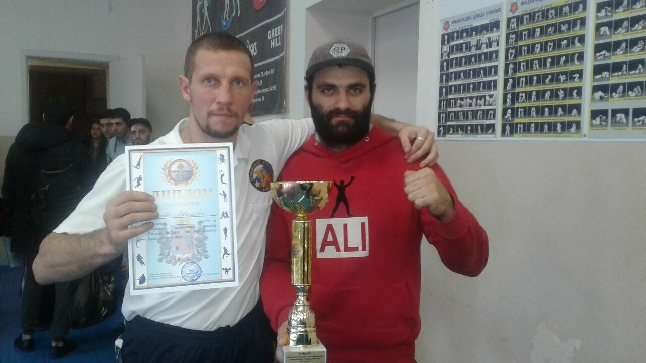 Новошахтинские спортсмены завоевали награды открытого чемпионата по армейскому рукопашному бою, фото-6