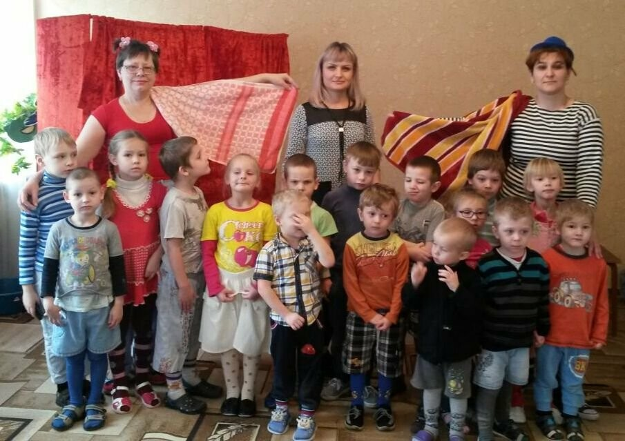 Декада инвалидов прошла в детском саду «Светлячок» города Новошахтинска, фото-2