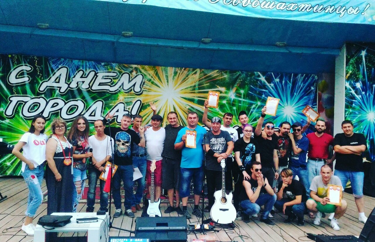 """Рок-группа """"Седьмой день"""": в Новошахтинске должно быть больше качественного звука и живой музыки, фото-7"""