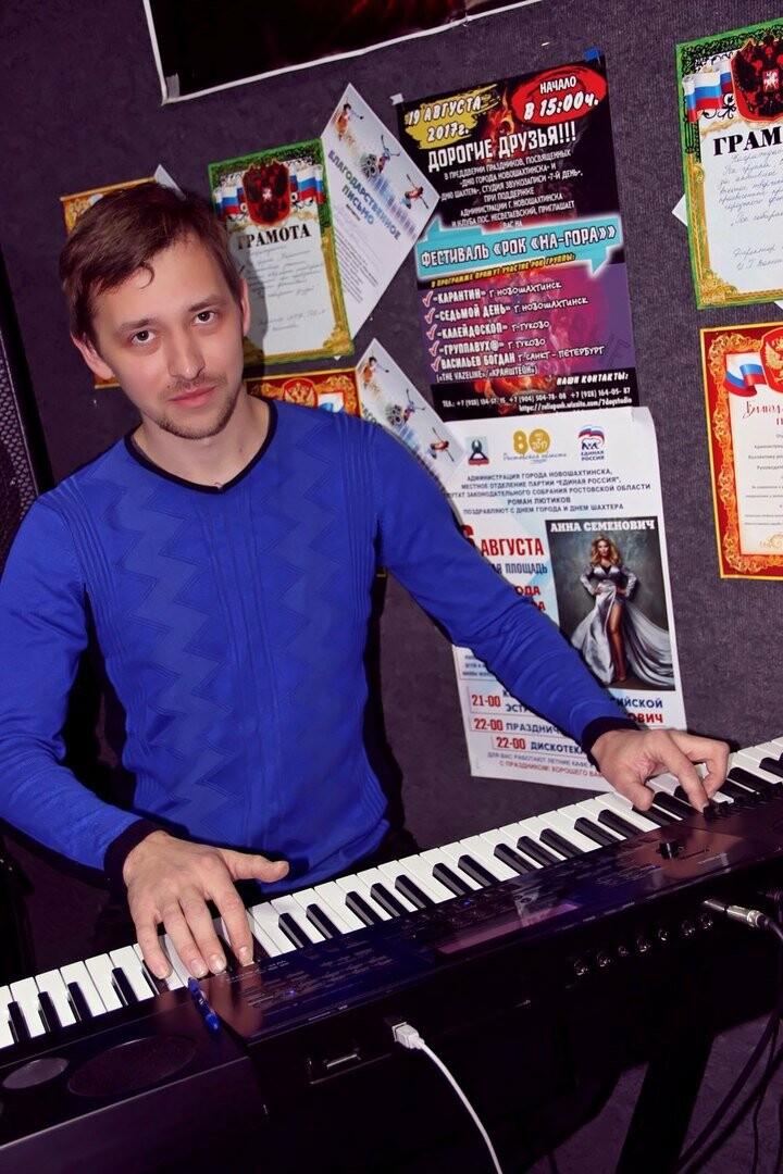 """Рок-группа """"Седьмой день"""": в Новошахтинске должно быть больше качественного звука и живой музыки, фото-4"""