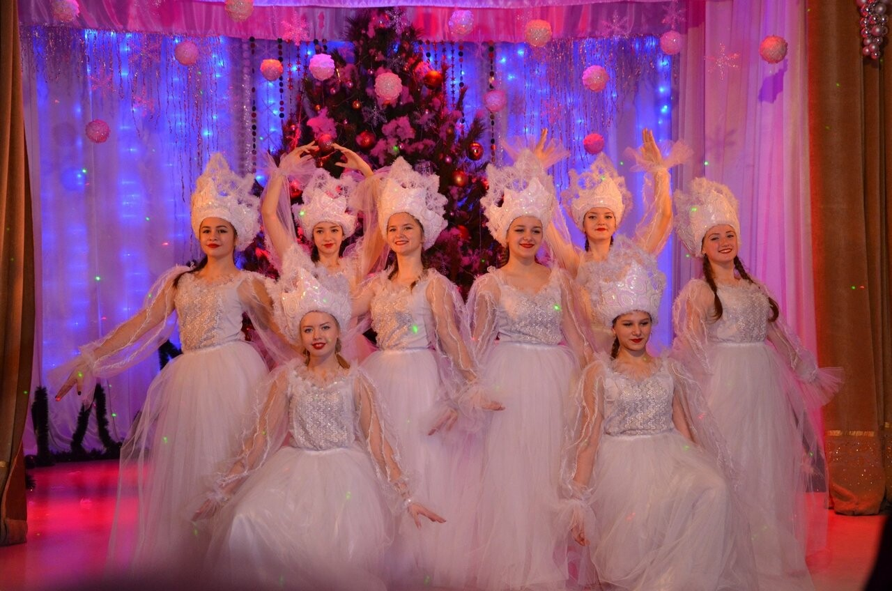 В Новошахтинске прошло новогоднее мероприятие для одарённых детей , фото-1