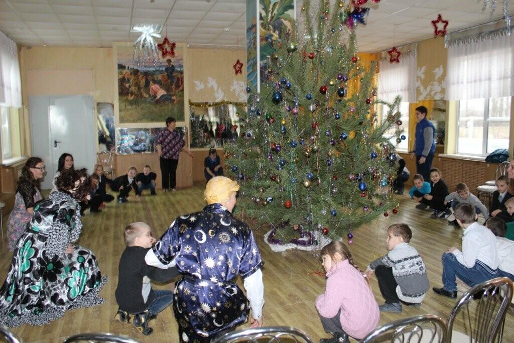 В Новошахтинске продолжаются новогодние утренники , фото-7