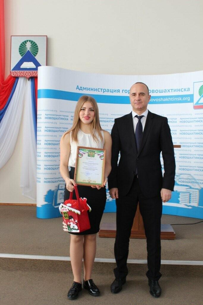 В Новошахтинске прошёл торжественный прием мэром города одаренных детей, фото-2