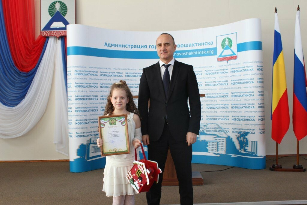 В Новошахтинске прошёл торжественный прием мэром города одаренных детей, фото-3