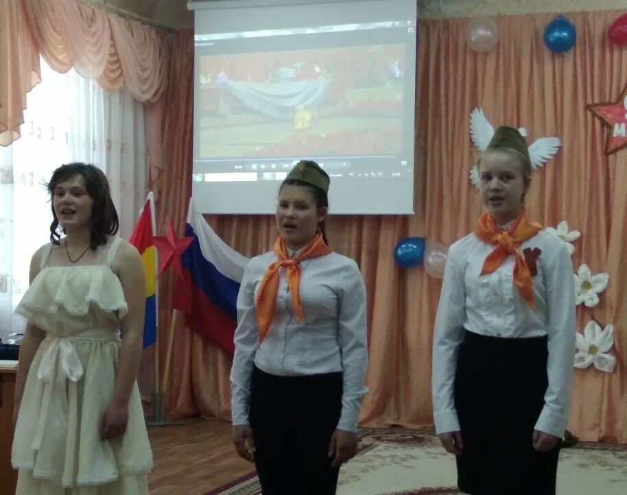 В СРЦ Новошахтинска  прошло праздничное мероприятие «Слава тебе, победитель солдат!, фото-2