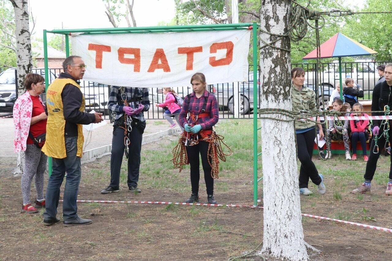 В Новошахтинске развивается спортивный туризм на пешеходных дистанциях, фото-2