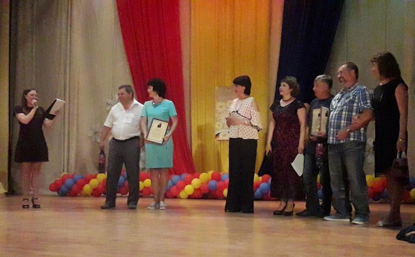 Юбиляров семейной жизни в Новошахтинске наградили знаком губернатора, фото-2