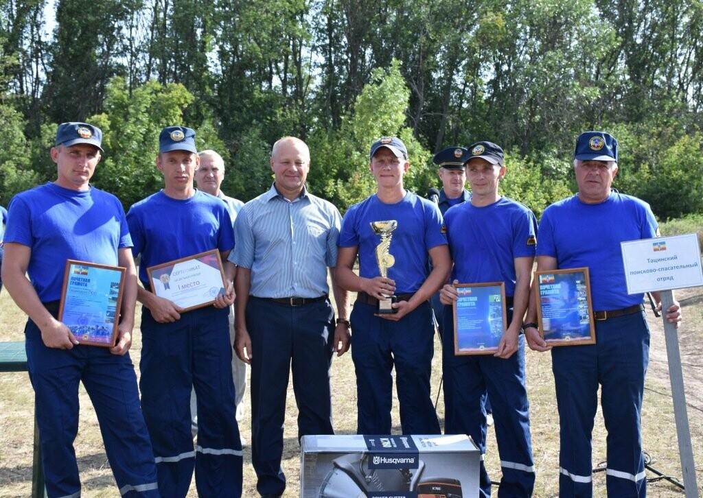 В Новошахтинске выбрали лучших спасателей Ростовской области, фото-5