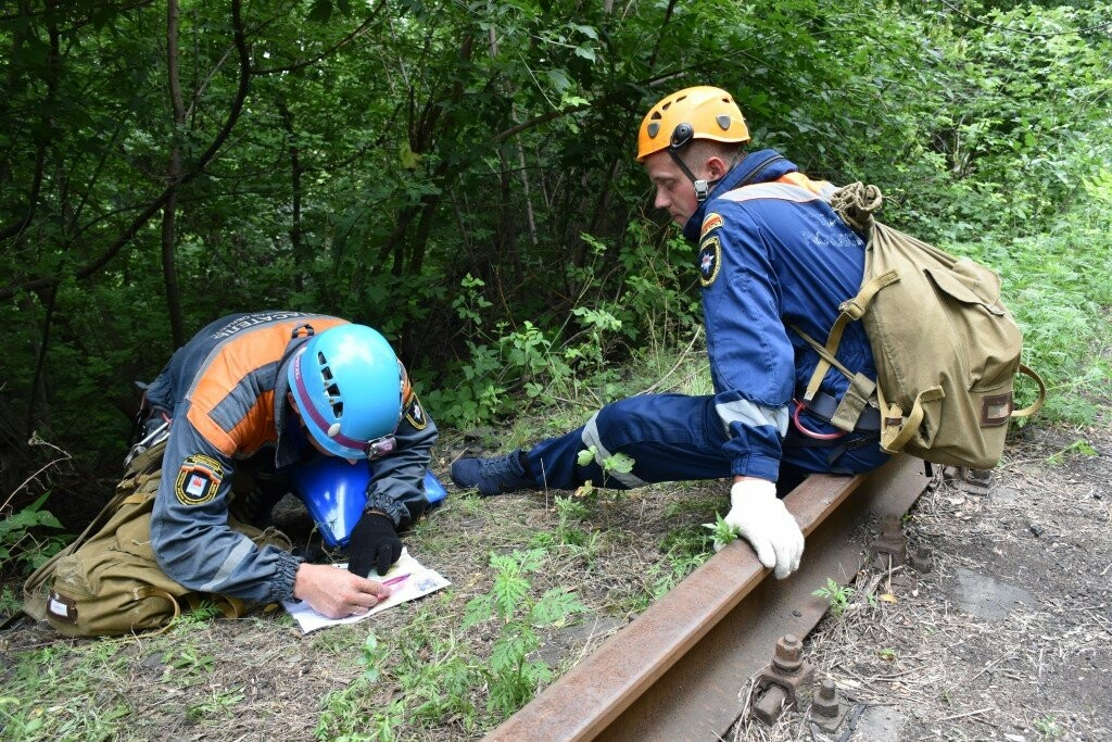 В Новошахтинске выбрали лучших спасателей Ростовской области, фото-3