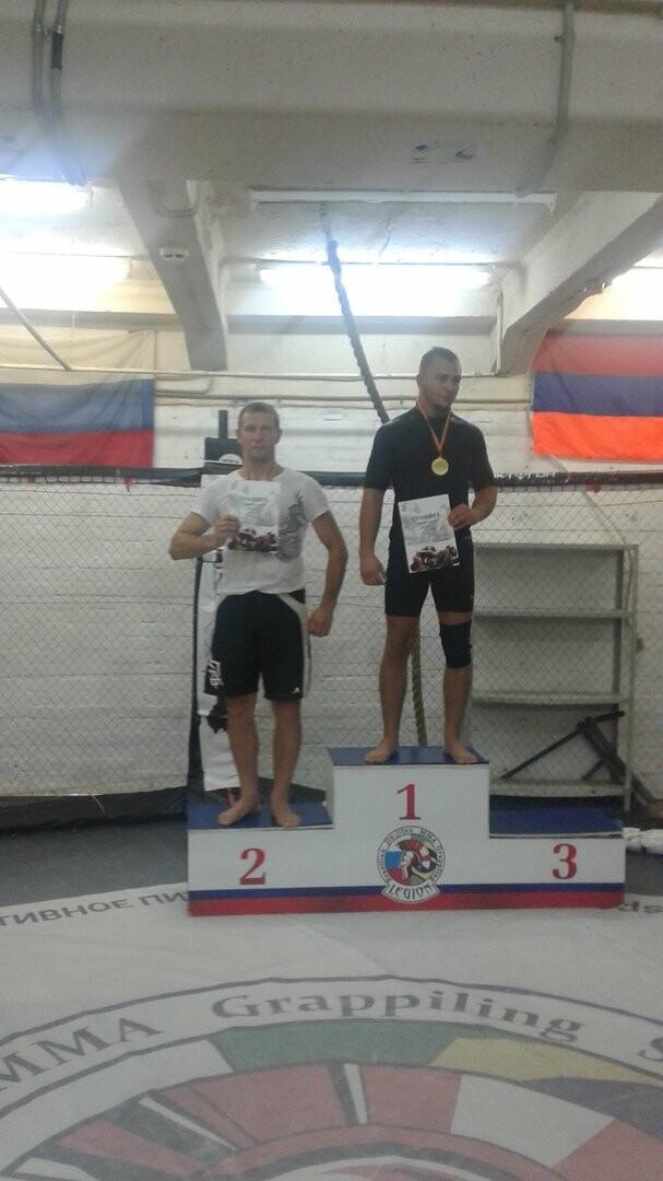Новошахтинский спортсмен стал призёром турнира по грепплингу, фото-1