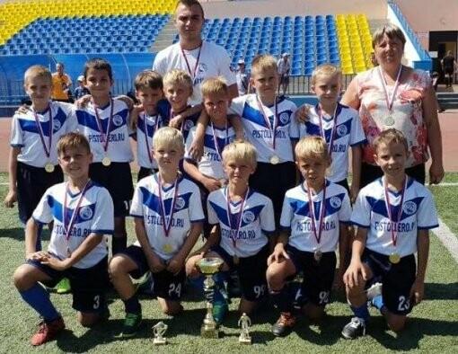 Кубок Вагиза Хидиятуллина из Новошахтинска увезли юные ростовские футболисты , фото-1