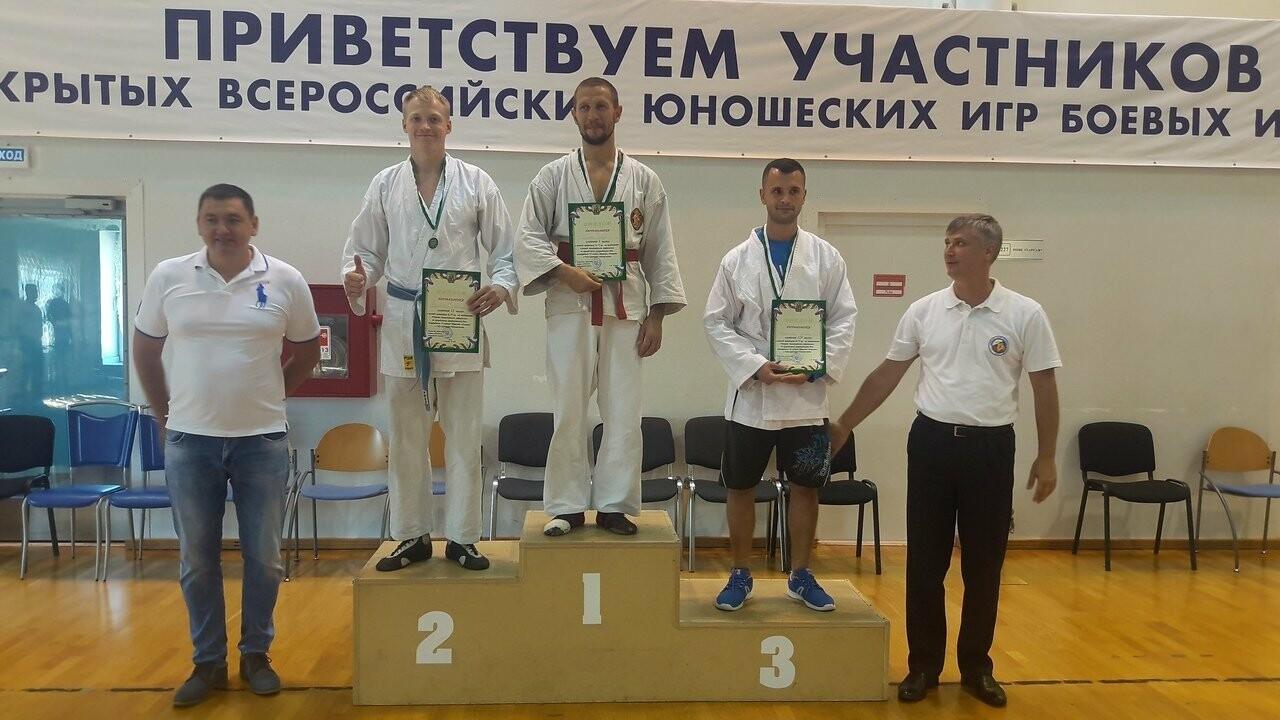 Новошахтинские спортсмены заняли первые места на Чемпионате таможенных органов, фото-1