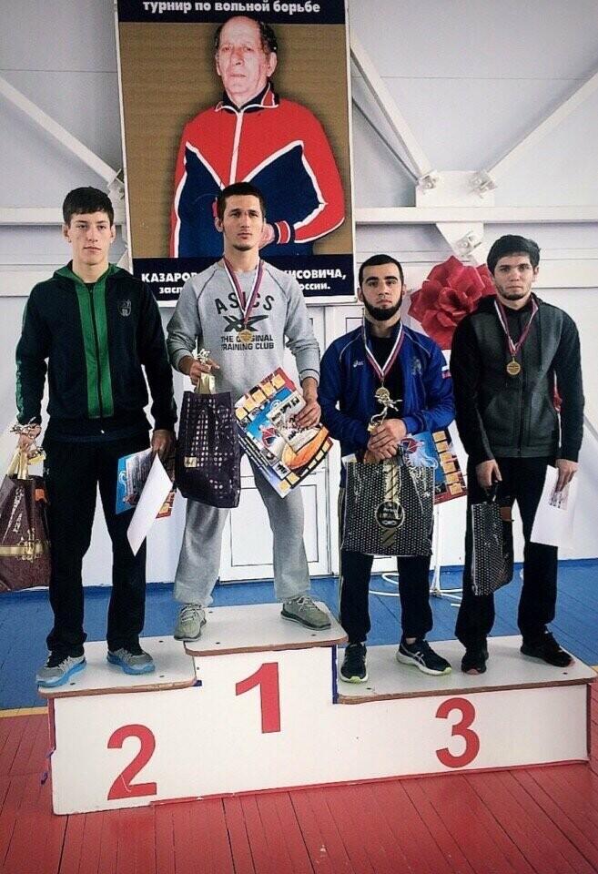 В Новошахтинске прошёл Всероссийский мастерский турнир по вольной борьбе, фото-2