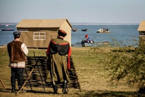 На Дону состоялся грандиозный исторический фестиваль, фото-1