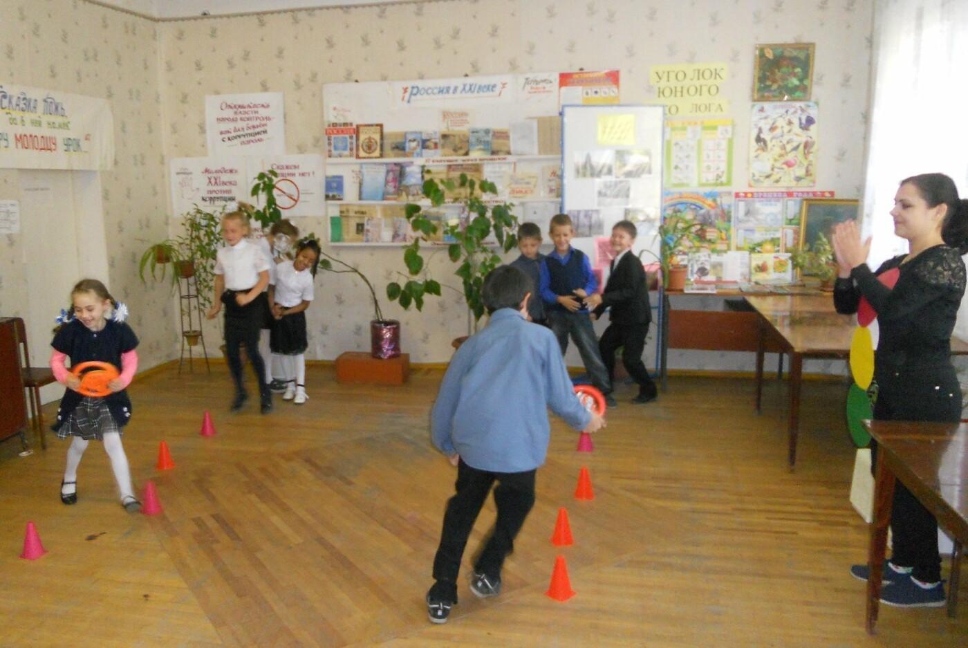 Школьникам Новошахтинска рассказали о правилах поведения на дороге, фото-1