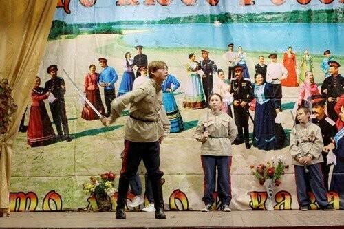 В Новошахтинске прошёл фестиваль казачьей культуры , фото-2