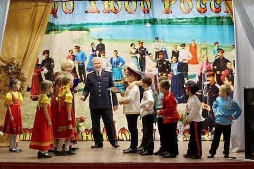 В Новошахтинске прошёл фестиваль казачьей культуры , фото-1