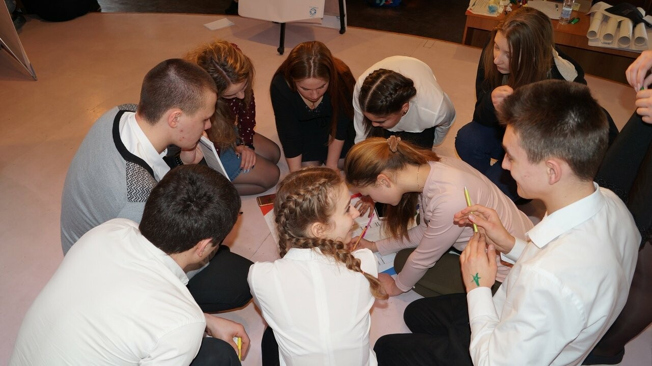 В Новошахтинске прошёл проект «Молодежная команда Губернатора», фото-2