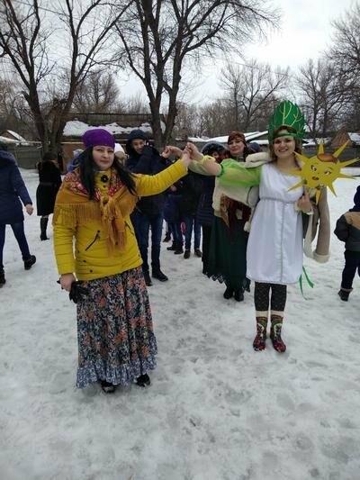 В СРЦ Новошахтинска отметили начало масленичной недели, фото-1