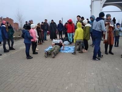 В Новошахтинске отметили завершение Масленицы, фото-2