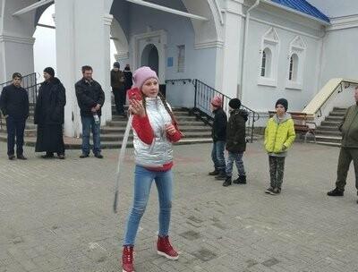 В Новошахтинске отметили завершение Масленицы, фото-3