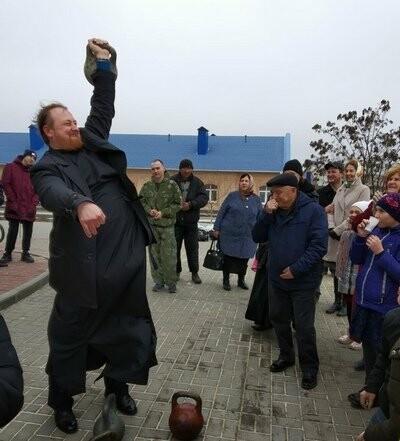 В Новошахтинске отметили завершение Масленицы, фото-1