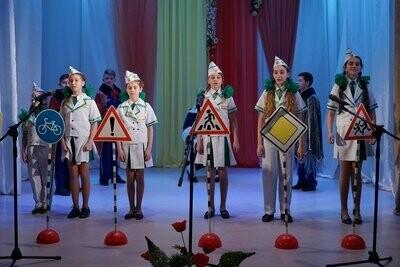 В Новошахтинске определились лучшие юные инспекторы движения, фото-1