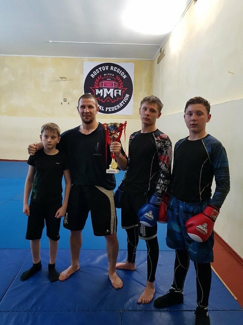 Ведущие спортсмены Новошахтинска и Новочеркасска обменялись опытом, фото-1